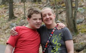 Me & Ethan 4-28-13