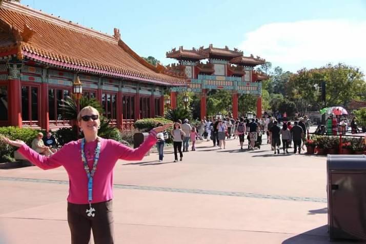 Disney China